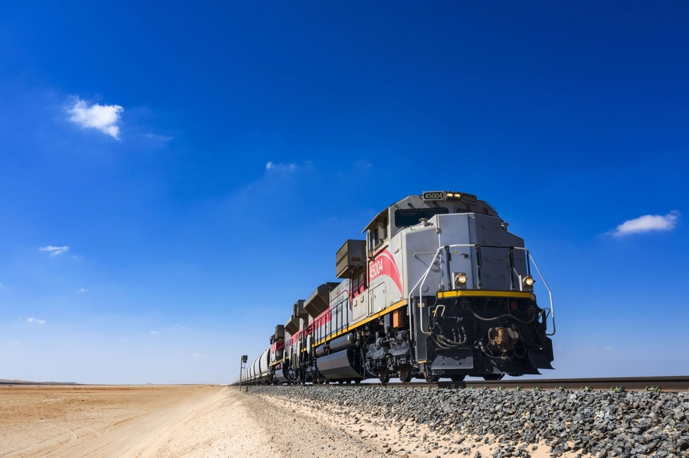 Etihad Rail reportedly seeking advisor to raise $3bn for
