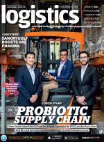 Logistics Middle East - April 2019