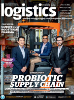 Logistics Middle East - April 2019