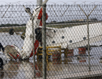 IN PICTURES: Storms hit Beirut and its airport