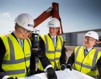 BCEGI will build a US$15-million logistics centre
