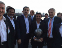 DP World opens 'most automated container terminal'