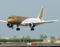 Gulf Air touches down in Addis Ababa