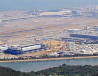 Top 10: World's busiest cargo airports in 2013