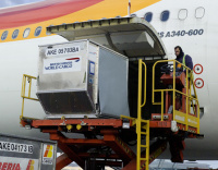 IAG begins cargo service to Tehran from London