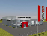 Renault Trucks Middle East expands operations in Iraq