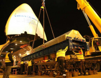 THE BIG PICTURE: 50-tonne rotor flown Germany-India