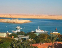 Egypt's Suez Canal revenue exceeded $482mn in October