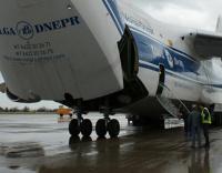 Volga-Dnepr completes oil and gas charter delivery