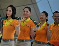 IN PICTURES: Cebu Pacific's dancing cabin crew