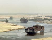 Six international firms to dredge new Suez Canal