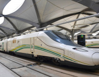 Saudi's Haramain high-speed trains will resume test runs Wednesday following fire