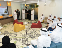 Smart training rooms launched for Dubai Customs staff