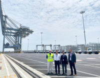 First phase of DP World's $1.2bn Ecuador port project is now completed