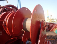 European yards specify Thordon System as standard for deck machinery
