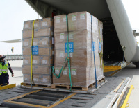 Dubai Industrial City facilities play central humanitarian role in Covid-19 efforts