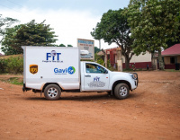 UPS supports last mile delivery to help vaccines reach children in Uganda