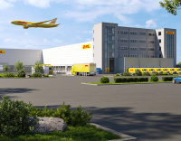 DHL Express to build new European gateway at Munich Airport