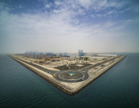 Khalifa Port extension set to start operations in Q1 2021