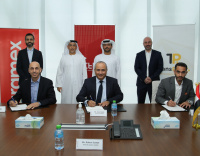 Aramex strikes deal with Transportr to manage Ittihad's sea freight volumes
