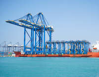 Red Sea Gateway Terminal lifts capacity with $35m crane investment
