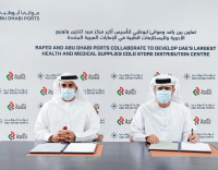 Abu Dhabi Ports to launch UAE's largest medical cold store distribution hub