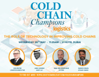 How does technology improve cold chains? Find out at Cold Chain Champions, May 26, 2021