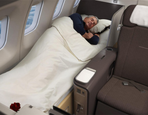 IN PICTURES: Lufthansa's new First Class