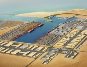 PHOTOS: Doha New Port Project