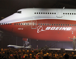 IN PICTURES: 747-8 Intercontinental launch event