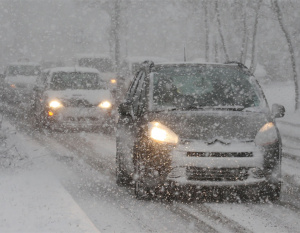IN PICTURES: Bad weather brings UK to standstill