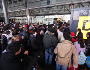 Heathrow to operate reduced schedule on Tuesday