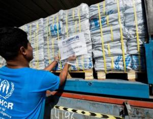 Third humanitarian air cargo flight take off from UAE for Rohingya