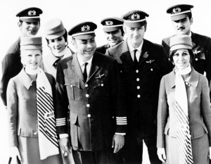 IN PICTURES: 47 years of Royal Jordanian