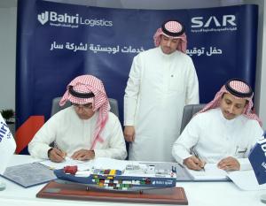Bahri supply logistics services to Saudi Rail Company