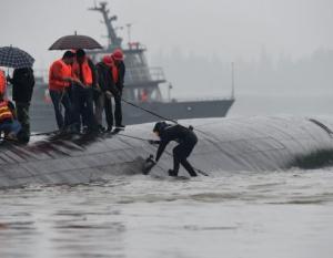 Hundreds of elderly passengers dead as ferry capsizes