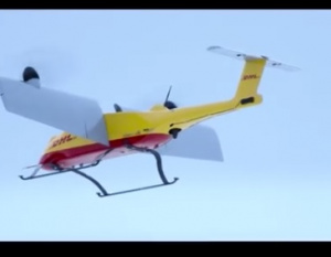 VIDEO: DHL channels James Bond with new drone system