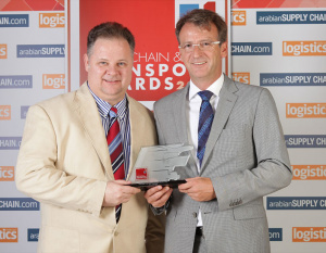 PHOTOS: Supply Chain and Transport Awards 2012 Winners