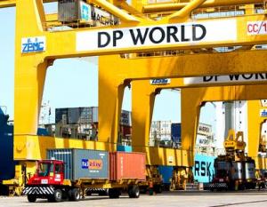 DP World handles 26.6m TEU in 2013 H1