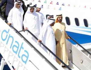 Dubai Airshow: Day 1 In Pictures