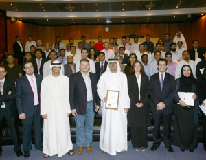 Dubai Trade students finish CILT logistics course