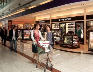 Dubai Duty Free half year sales top US$607 million