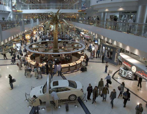 Dubai Duty Free plans to double turnover by 2015