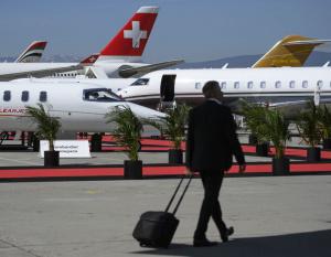 PHOTOS: European Bus. Aviation Convention & Exhibition