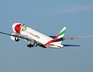 IN PICS: Emirates SkyCargo celebrates Chinese Valentine's Day