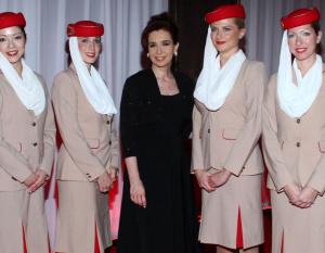 PHOTOS: Emirates gala dinner for Argentina president