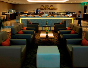 PHOTOS: New Emirates first class lounge in Dubai