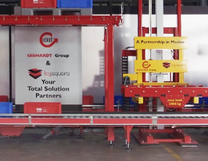 Logsquare and Gebhardt celebrate new partnership