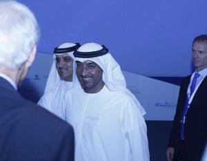 PHOTOS: Global Aerospace Summit 2012, Abu Dhabi
