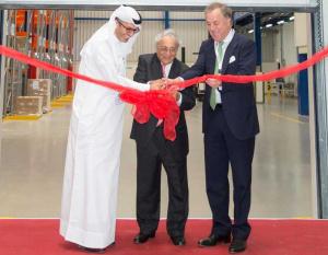 Hellmann Calipar expands operations at DWC